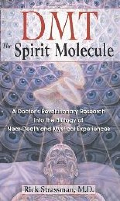 DMT: The Spirit Molecule: A Doctor's Revolutionary Research into the Biology of Near-Death and Mystical Experiences by Rick Strassman M.D. (2000)