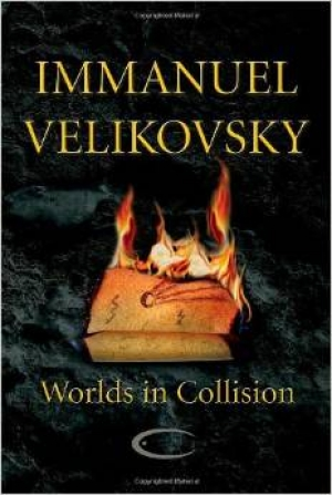Worlds in Collision by Immanuel Velikovsky (1950)