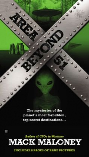 Beyond Area 51 by Mack Maloney (2013)